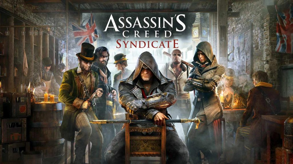 Assassins's creed syndicate