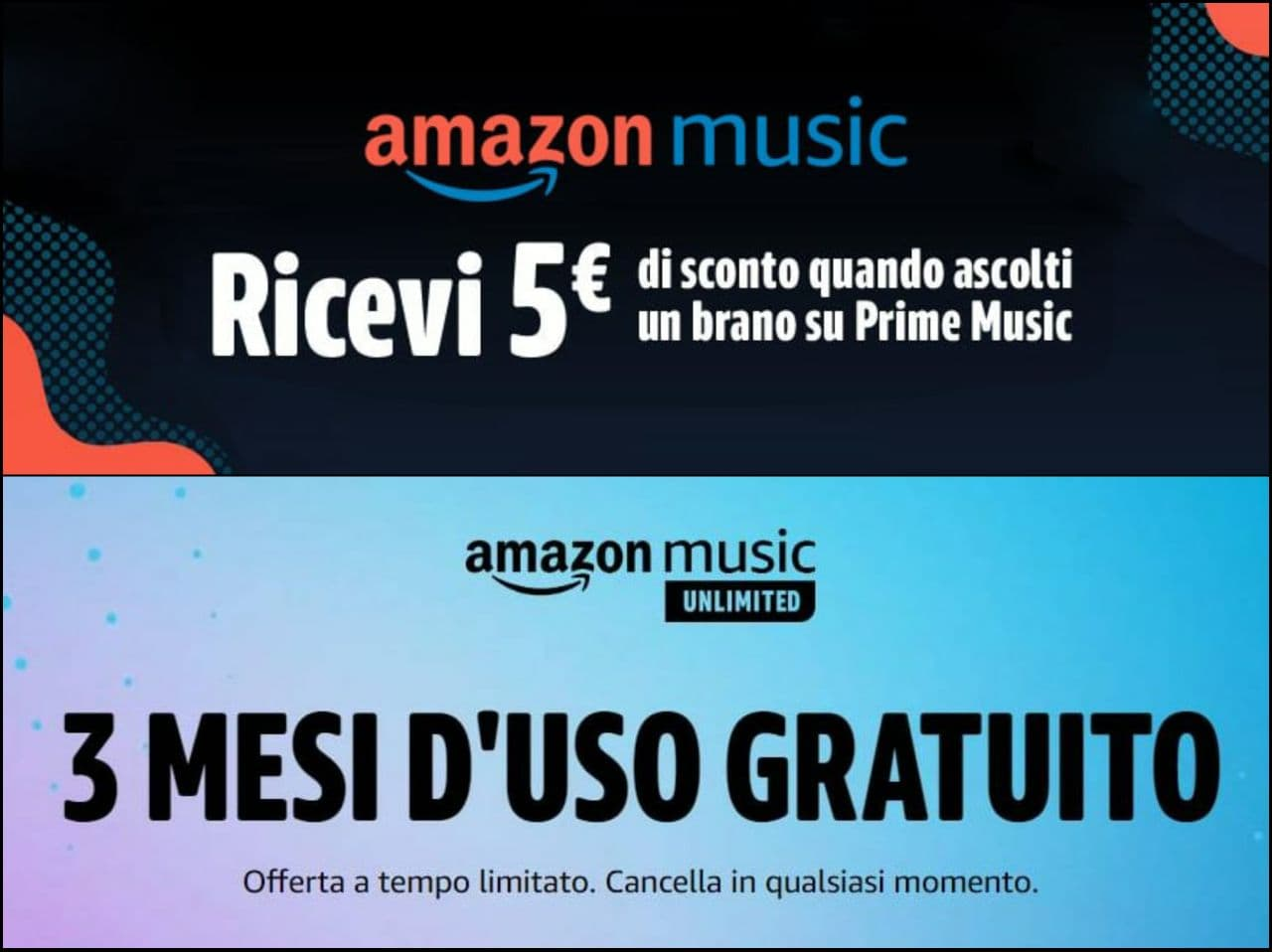 amazon music unlimited promo